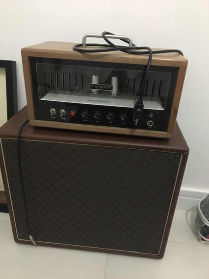 Amplificador Mazzotti 20w