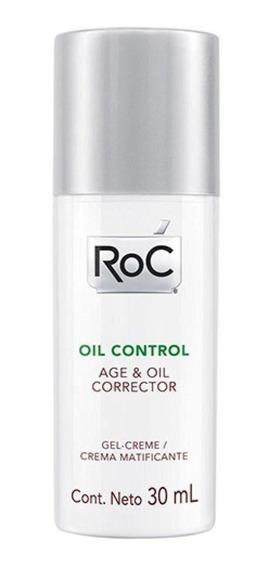 Tratamento Anti-idade Roc Oil Control Age E Corrector 30ml