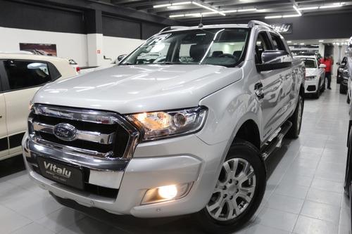 Ford Ranger Limited 3.2 4x4 Aut Diesel !! 2019  Baixo Km!!!