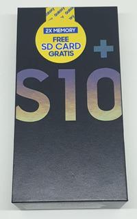 Celular Samsung S10+ Dual Chip 128gb 4g - Sm-g975f/ds N-f