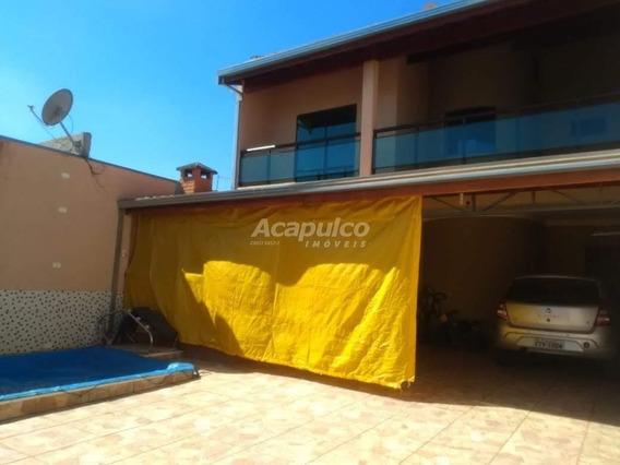 Casa À Venda, 3 Quartos, 4 Vagas, Jardim Campos Verdes - Nova Odessa/sp - 10889