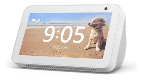 "Amazon Echo Show 8 com asistente virtual Alexa, display integrado de 8"" sandstone 110V/240V"