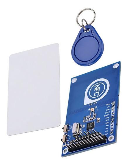 Nfc Módulo Ic Card Sensor Rfid Reader Comunicação Sem Fio Pa