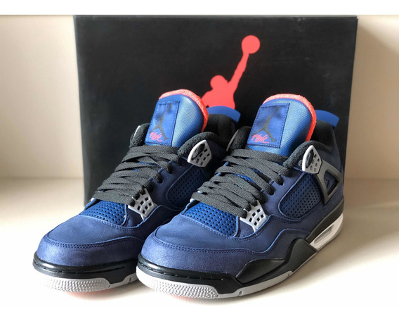 Air Jordan 4 Winter Loyal Blue