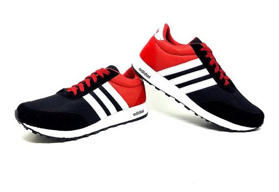 Tênis adidas, New Racer 2 - Excelente Para Caminhadas