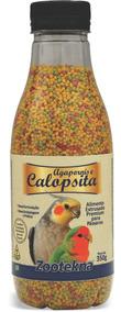 Alimento Extrusado Premium Para Calopsita - 350 G