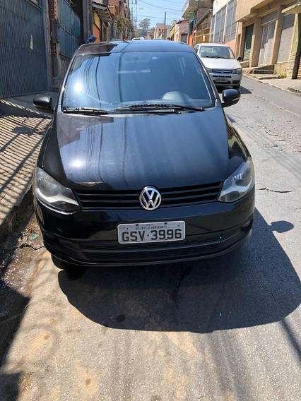 Volkswagen Fox 1.0 Vht Black Total Flex 5p 2012