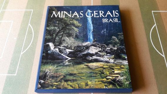 Livro Minas Gerais Brazil Em Inglês