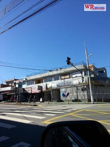 Salão Comercial Para Locação, Alvarenga, São Bernardo Do Campo - Sl0027. - Sl0027