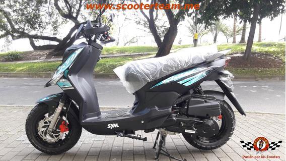 Sym Crox R 125, Scooter. 0 Km