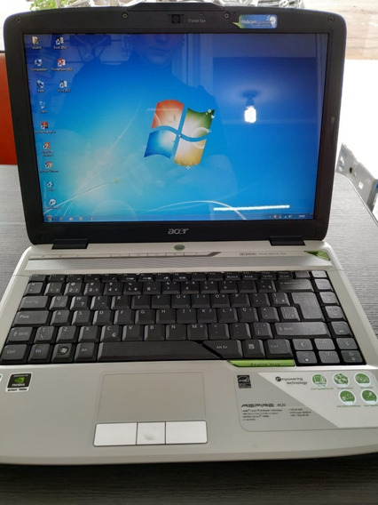 Notebook Acer Aspire 4520 Adm Turion X2 /3gb Ram/hd320