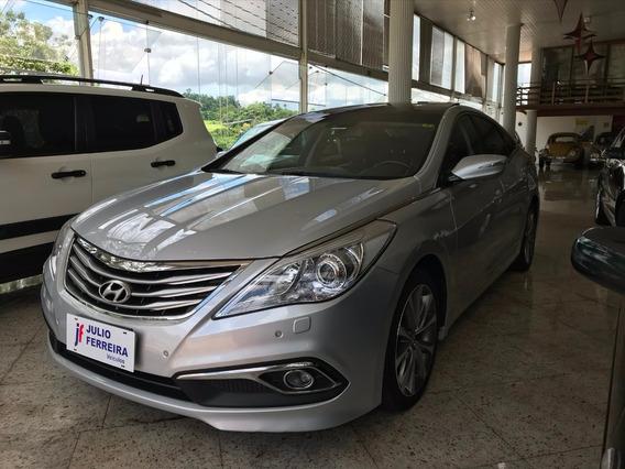 Hyundai Azera 3.0 Gls V6 Gasolina Prata 2015