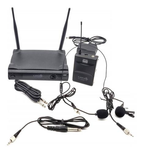 Microfone Sem Fio De Cabeça Headset Ou Lapela Lyco Uh01hli