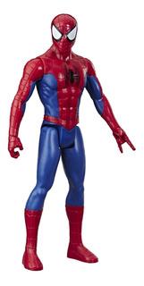 Muñeco Titan Hero Spider Man 30cm Rex