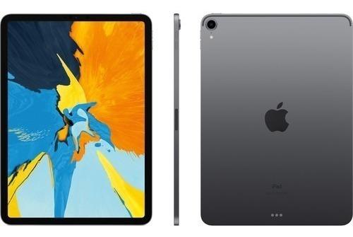 iPad Pro 64gb 11 Polegadas Face Id 12mp 2018 3a Geração