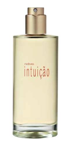 Deo Colônia Intuição Natura Feminino 100 Ml Perfume Novo