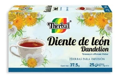 Te Diente De Leon Therbal 25 Sobres Env Full