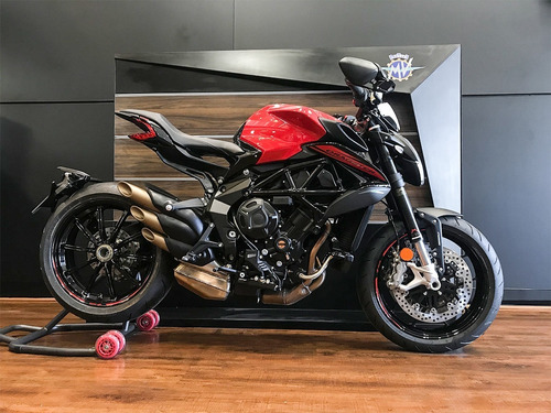 Mv Agusta Dragster 800 Rosso  - Entrega Inmediata