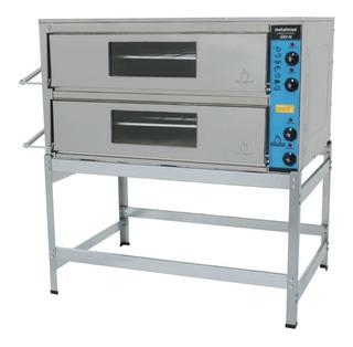 Forno Industrial Elétrico 90x70 2 Câmaras 220v - Metalmaq