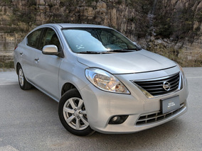 Nissan Versa 1.6 Advance 5vel Mt Royalmotors