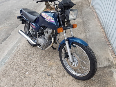 Honda Titan 125 Raridade!