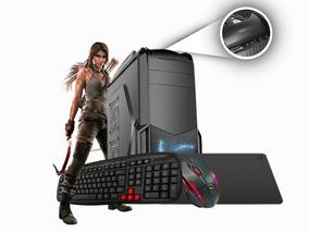 Pc Gamer Core I3 3.3ghz 8gb Kit Gamer Wifi Frete Gratis Novo