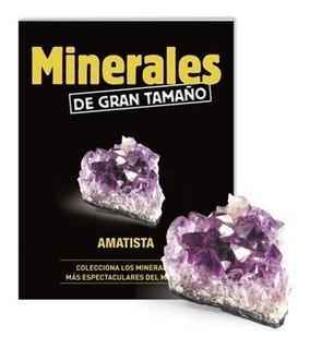 Coleccion Minerales-la Nacion-2018 Numeros 1-3-6-12 Al 20