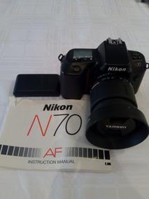Câmara Fotográfica Nikon E Filmadora Sony Usados/completos