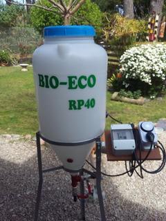Equipo Reactor Fabricación Biodiesel Con Bomba Y Resistencia