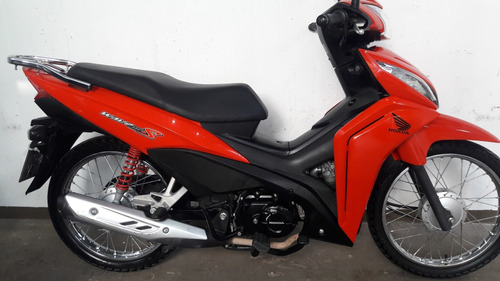 Honda Wave 2017 Impecable