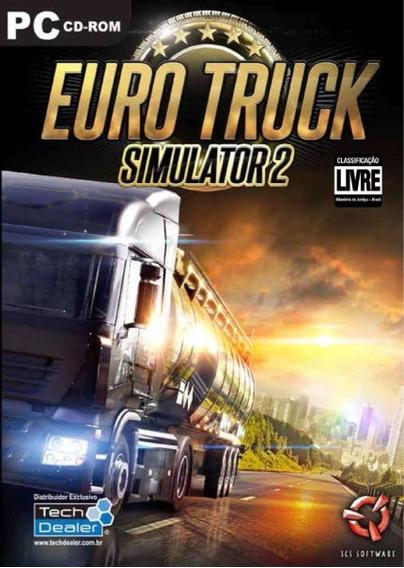 Jogo Euro Truck Simulator 2