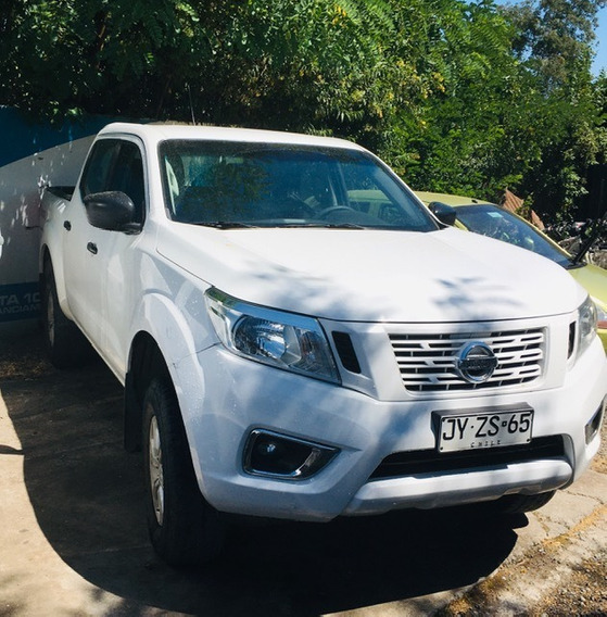 Nissan Np 300 Doble Cabina Diesel 4x4 2018 Impecable Recibo