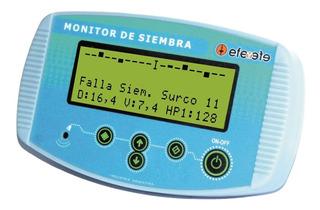 Monitor De Siembra 25 Surcos Con Instalacion - Efe Y Efe