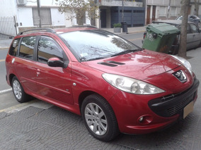 Peugeot 207 Sw Hdi Xt Full 2010