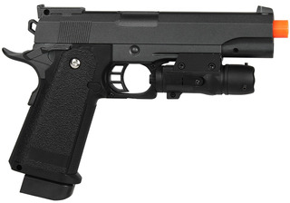 Pistola Airsoft Spring 1911 G.6a Full Metal - 280fps - 630g