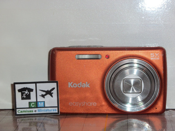 Câmera Digital Kodak M552 14 Mp Zoom 5x Assistência Técnica