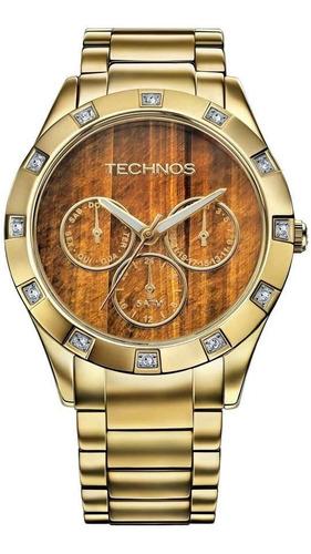 Relógio Technos Feminino Stone Collection 6p79an/4m