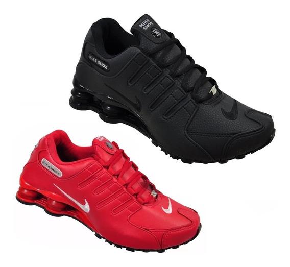 Tênis Nike Sxhox Nz 4 Molas Novo Trab Promoção Kit 2 Pares