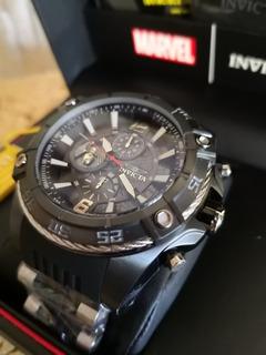 Reloj Invicta Marvel Venom Modelo 28975 Edición Limitada