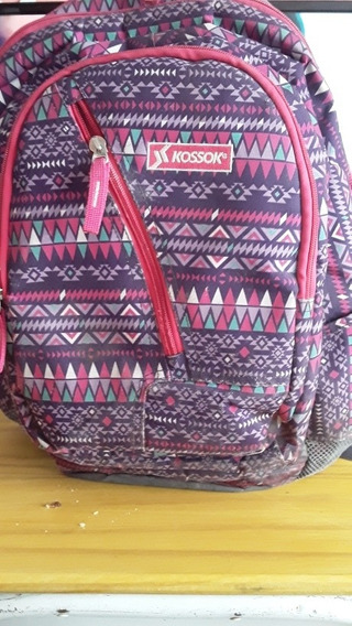 Mochila Kossok!en Muuy Buen Estado