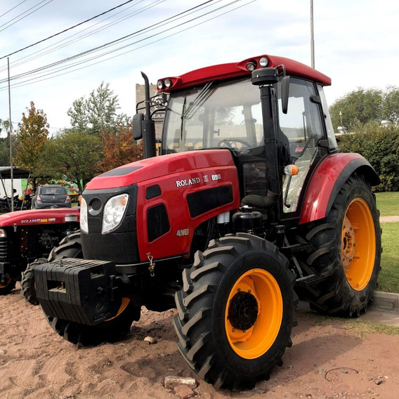 Tractor H090 Turbo 4x4 90hp - Cabinado - Entrega Inmediata