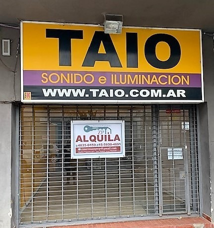 Local En Centro Comercial Pacheco