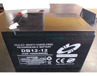 Bateria 12v 12ah Ups Centrales Cerco Alarmas Plantas