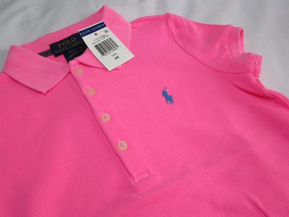 Camisa Infantil Ralph Lauren