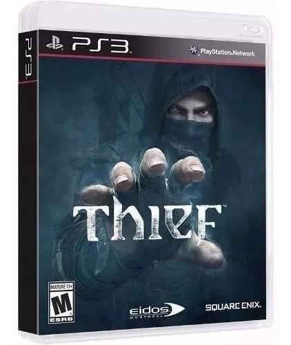 Thief - Midia Fisica Original E Lacrado - Ps3