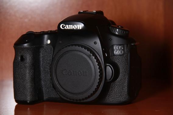 Canon 60d - 12887 Clicks - Corpo