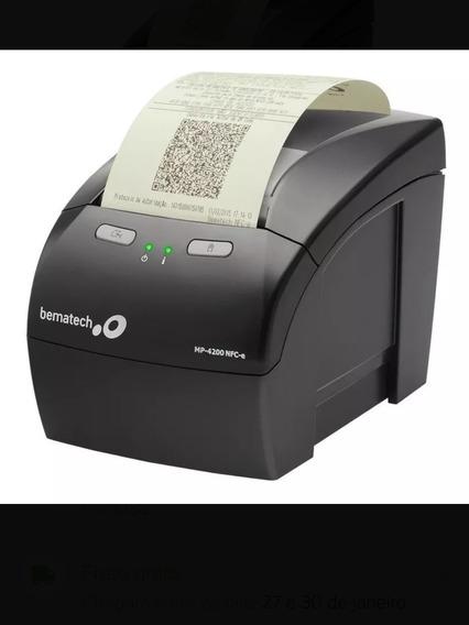 Impressora Bematech Mp 4200 Th Usb + Leitor Br 400