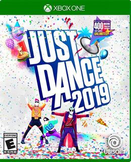 ..: Just Dance 2019 Para Xbox One Nuevo Y Sellado :.. Bsg