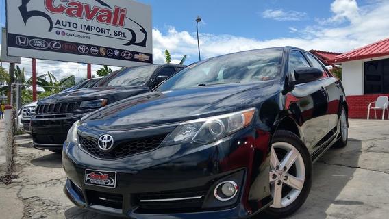 Toyota Camry Se Negro 2013