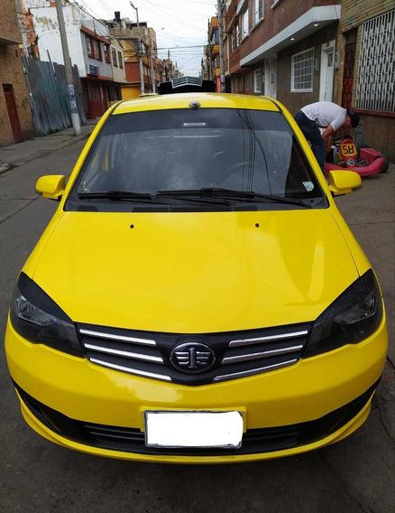 Vendo Taxi Faw Modelo 2017 Unico Dueño